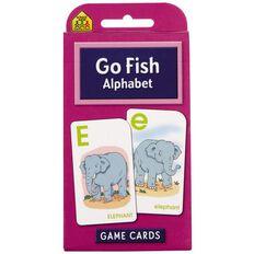 Flashcards Go Fish (4+) by Schoolzone