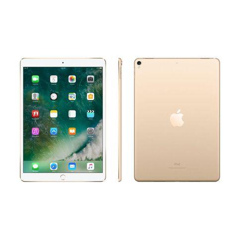Apple 10.5 iPad Pro Wi-Fi 512GB Gold