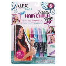 Alex Hair Chalk Salon Metallic