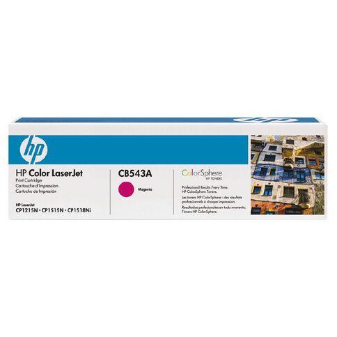 HP Toner CB543A Magenta