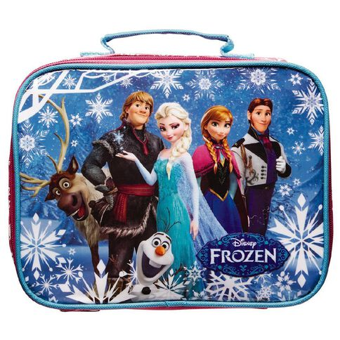 Frozen Disney Insulated Lunch Bag Multi-Coloured