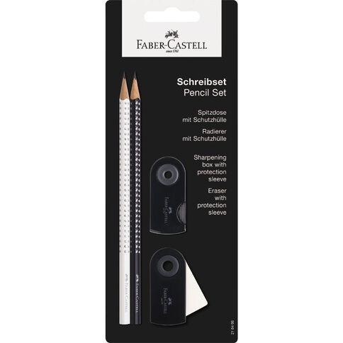 Faber-Castell Grip Sparkle Set