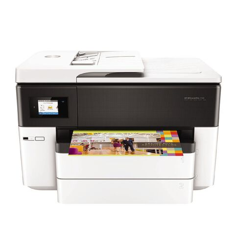 HP Officejet Pro 7740 All-in-One Printer A3 White