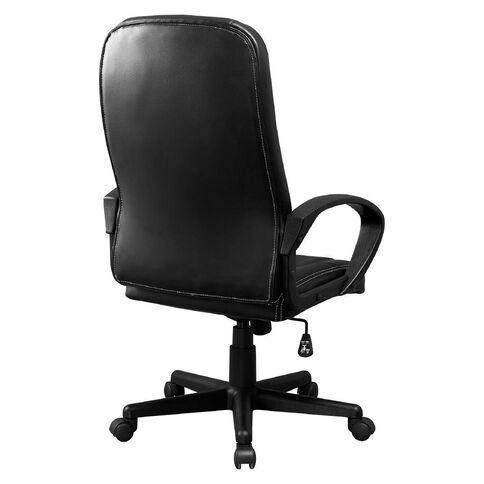 Workspace Valencia Highback Chair Black