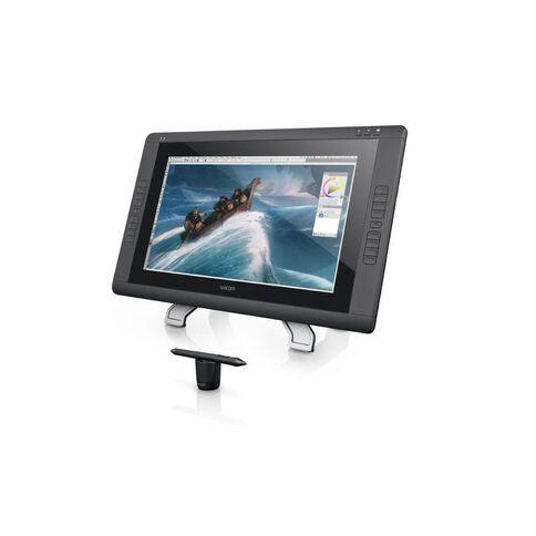 Wacom Cintiq 22Hd Interactive Tablet Display Pen Only Black