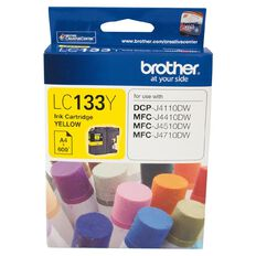 Brother Ink Cartridge LC133 Yellow