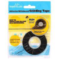 Boyd Visuals Whiteboard Grid Tape 3mm x 15m White