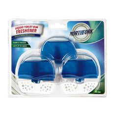 Toilet Rim Freshener Pack 3