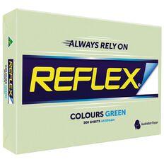Reflex Reflex Paper 80gsm Tints 500 Pack Green A4