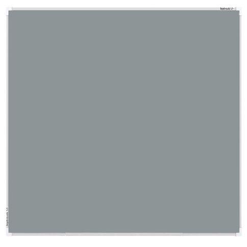 Boyd Visuals Pinboard 1200 x 1200mm Grey