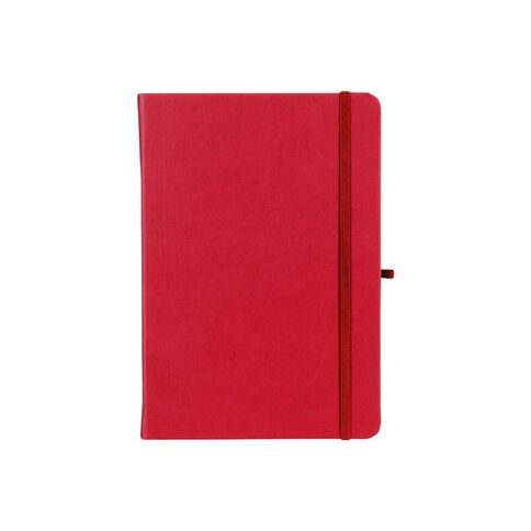 Paper Lane Journal PU Red A5