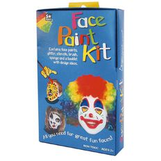 Paint Face Kit