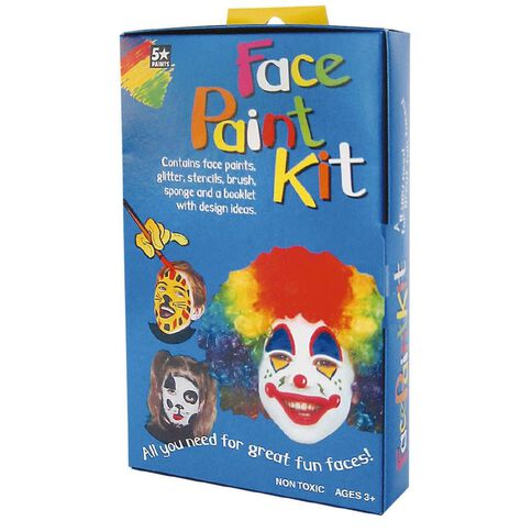 Paint Face Kit