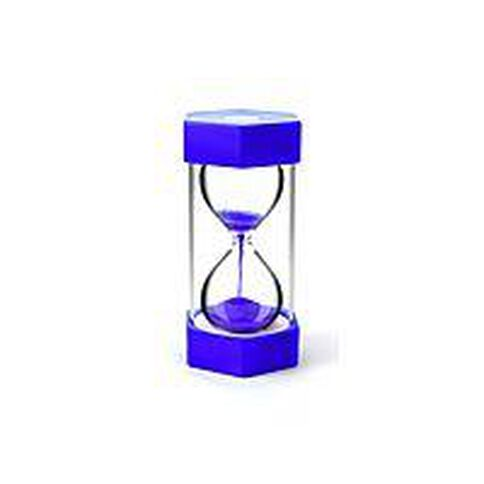 TFC Sand Timers Giant 15 Minute Purple