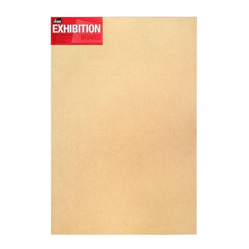 DAS Exhibition 2in Hardboard 24 x 36in