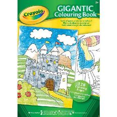 Crayola Gigantic 128 Page Coloring Book