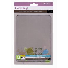 Cuttlebug Mat Set 2 Pack