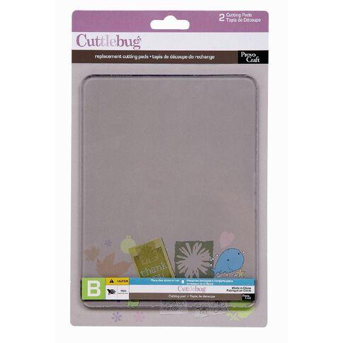 Cuttlebug Mat Set 2 Pack