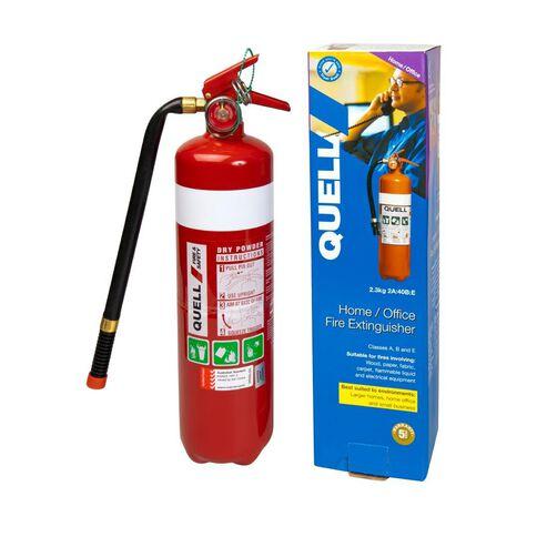 Extinguisher Home/Workshop Red