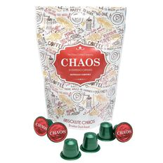 Chaos Coffee Brazilian Blend