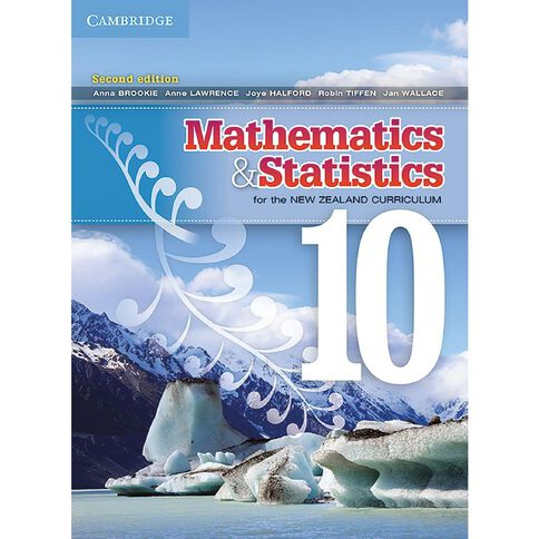 Year 10 Mathematics And Statistics For Nz Curriculum