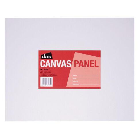 DAS Canvas Panel 16 x 20in
