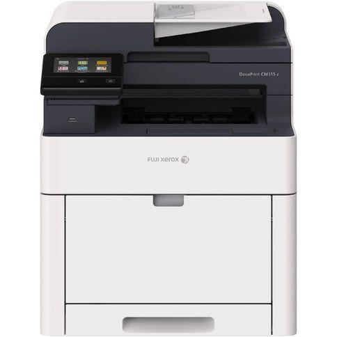 Fuji Xerox Docuprint CM315Z A4 Colour Laser Multifunction
