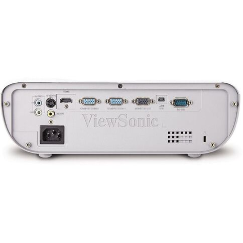 Viewsonic Pjd5353Ls 1024X768 Short Throw Projector White