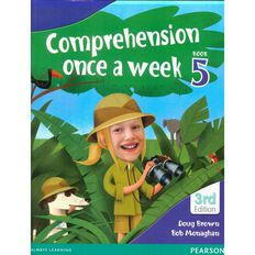Year 5 Comprehension Once A Week 5
