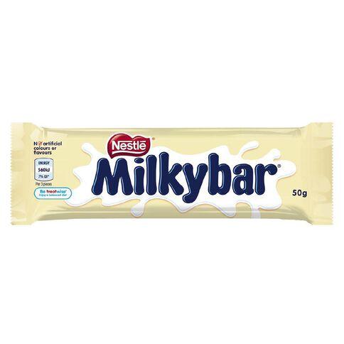Nestle Milkybar 50g