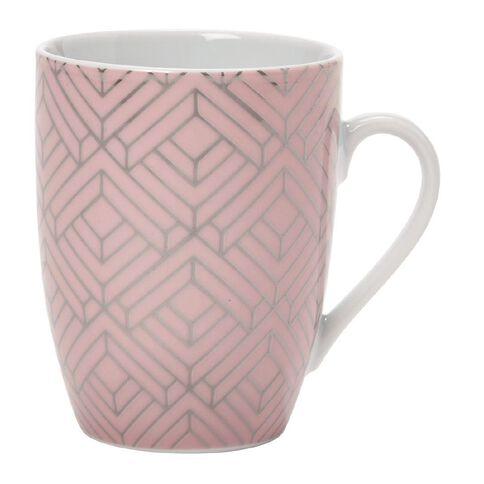 Uniti 9oz Soft Tropic Mug Pink