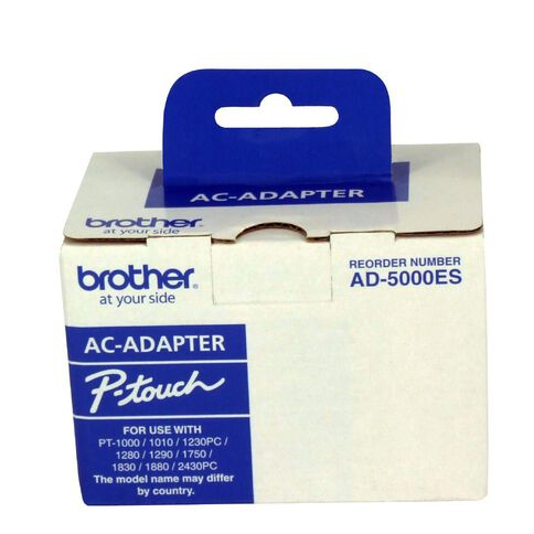 Brother PT Adaptor AD5000ES White