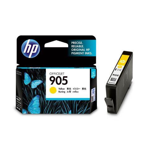 HP Ink Cartridge 905 Yellow