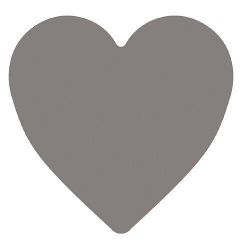 Fiskars Hand Punch 1/4 Heart Grey
