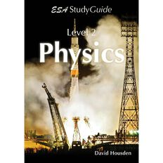 SG Level 12 NCEA Physics Study Guide