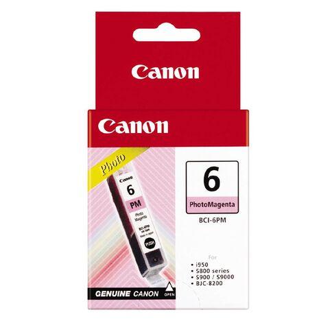 Canon Ink Bci6 Photo Magenta