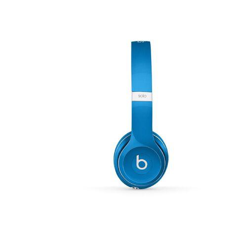 Beats Solo2 On-Ear Headphones Luxe - Blue Blue