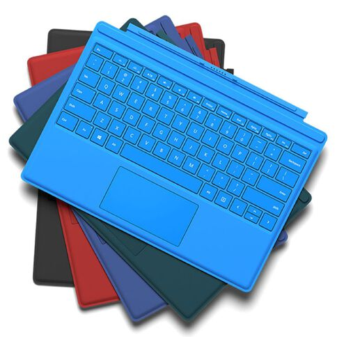 Microsoft Surface Pro 4 Type Cover Cyan
