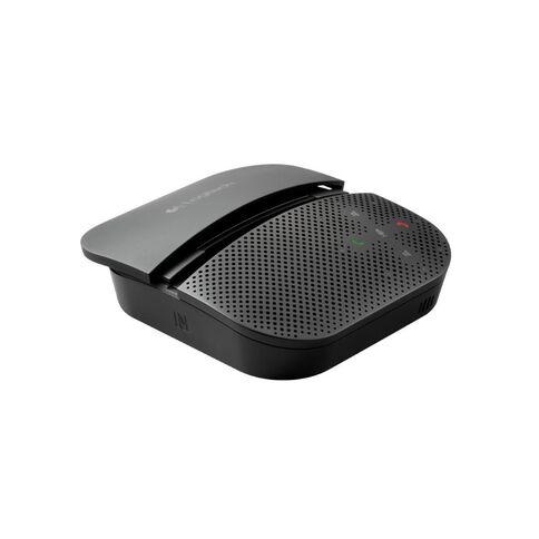 Logitech P710E Mobile Speakerphone Black