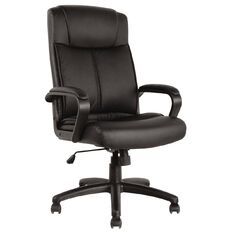 Workspace Clooney Executive Chair Black