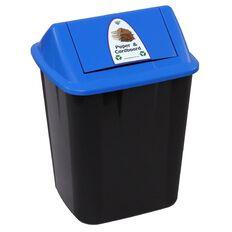 Waste Separation Bin - 32L Paper & Cardboard