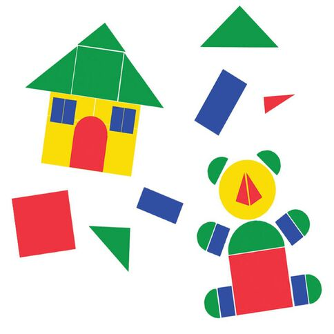 TFC Freeform Play Shapes