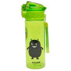 Kookie Monster Drink Bottle Green Green