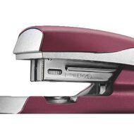 Leitz Metal Half Strip Stapler 30 Sheet Red
