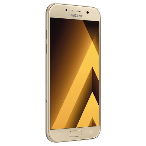 2degrees Samsung Galaxy A5 2017 Gold