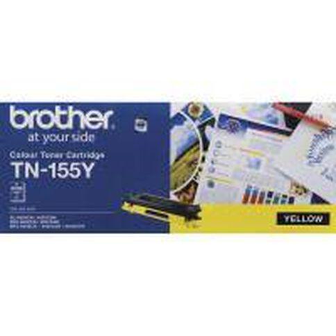Brother Toner TN155Y Yellow