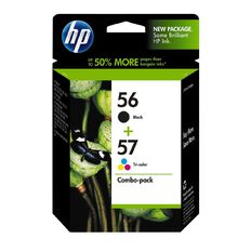 HP Ink Cartridge 56/57 Combo Pack Multi-Coloured