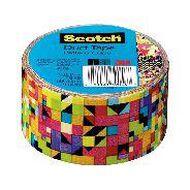 Scotch Duct Craft Tape 48mm x 9.14m Crazy