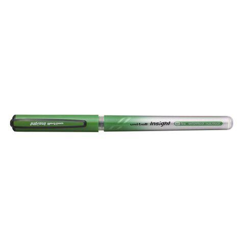 Uni-ball Insight Liquid Ink 0.7 Green