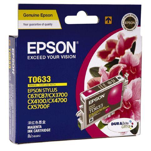 Epson Ink Cartridge T0633